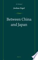 Between China and Japan