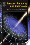 Tensor Calculus  Relativity  and Cosmology