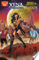 Xena Warrior Princess Vs Army Of Darkness What Again 3