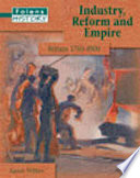 Folens History  Industry  Reform and Empire Student Book