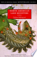 North American Lake Monsters Book PDF