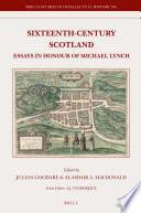 Sixteenth Century Scotland