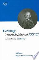 Lessing Yearbook/Jahrbuch XXXVII 2006/2007
