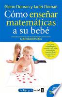 Cómo enseñar matemáticas a su bebé