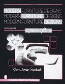 Modern furniture designs  1950 1980s