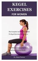 Kegel Exercise For Women Book PDF