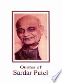 Quotes of Sardar Patel