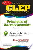 CLEP Principles of Macroeconomics