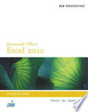 New Perspectives on Microsoft Excel 2010  Introductory