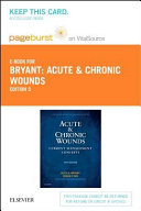 Acute and Chronic Wounds   Elsevier E Book on VitalSource