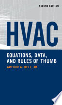 HVAC Equations  Data  and Rules of Thumb  2nd Ed