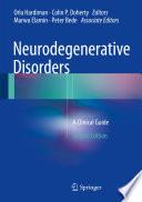 Neurodegenerative Disorders