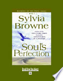 Soul   s Perfection  EasyRead Super Large 18pt Edition