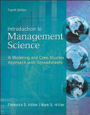MP Introduction to Management Science with Student CD and Crystal Ball passcode card