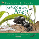 Ebook Are You an Ant? Epub Judy Allen Apps Read Mobile