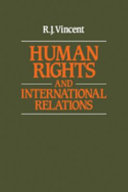 Human Rights and International Relations