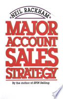 Major Account Sales Strategy