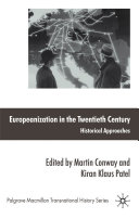 Europeanization in the Twentieth Century