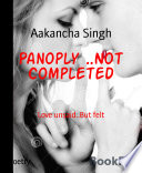 Panoply Not Completed