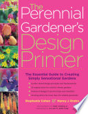The Perennial Gardener s Design Primer