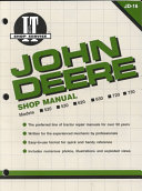 John Deere Shop Manual 520 530 620 630 720
