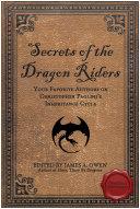 Book Secrets of the Dragon Riders