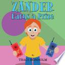 Zander Earns A Prize