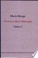Treatise on Basic Philosophy