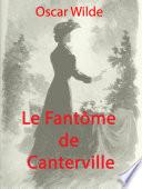 Le Fantôme De Canterville : nouvelle d'oscar wilde....