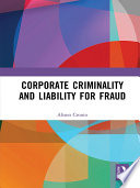 Corporate Criminality and Liability for Fraud