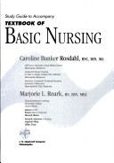 Study guide to accompany Textbook of basic nursing   sixth edition
