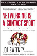 Networking Is A Contact Sport book