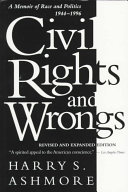 Civil Rights and Wrongs