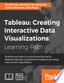 Tableau  Creating Interactive Data Visualizations