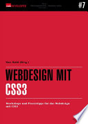 Webdesign mit CSS3