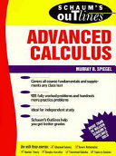 Schaum s Outline of Theory and Problems of Advanced Calculus
