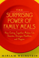 The Surprising Power of Family Meals Psychology Education Nutrition Family Therapy Anthropology
