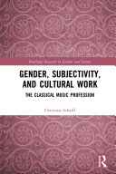 Gender, Subjectivity, and Cultural Work Book