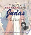 101 Things You Didn t Know About Judas