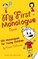 My First Monologue Book