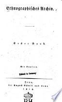Etnographisches archiv