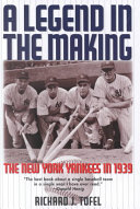 A Legend in the Making On The New York Yankees Lou Gehrig