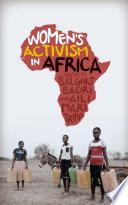 Women s Activism in Africa