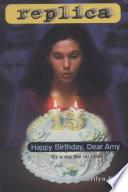 Happy Birthday  Dear Amy  Replica  16