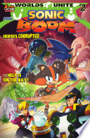 Sonic Boom #8 : sonic boom!