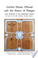Lorrha Stowe Missal And The Hours Of Bangor