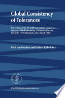Global Consistency of Tolerances