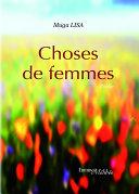 Choses de femmes