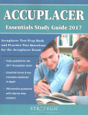 Accuplacer Essentials 2017