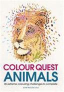 Colour Quest Animals